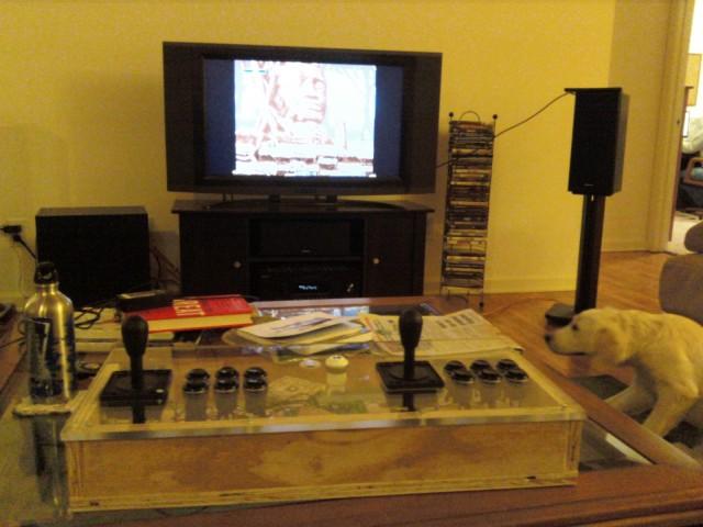 wireless mame setup