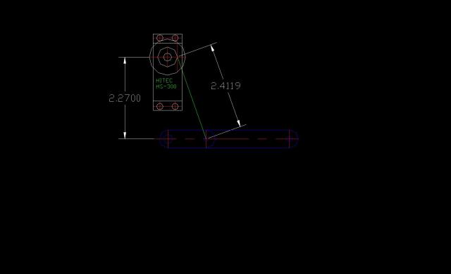 driving linkage analysis hexapod