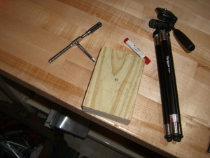 "making the ENV2 mount ""tripod compatible"""